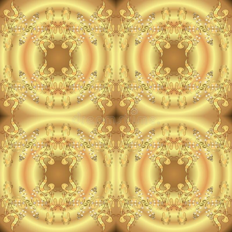 Zusammenfassung farbiges Bild stock abbildung