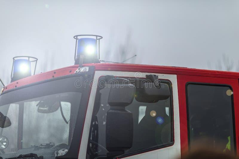 112.911, Zusammenfassung, Unfall, Warnung, Alarm, Brigade, Brand, Auto, die Stadt, sauber, Gemeinschaft, Mannschaft, Gefahr, Abte lizenzfreie stockfotografie