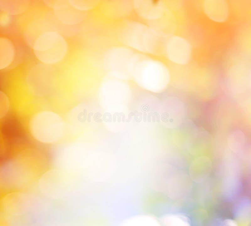 Zusammenfassung unscharfer Herbsthintergrund stockfotos