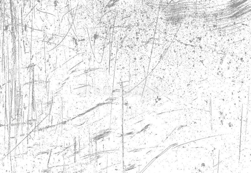 Zusammenfassung verkratzte Oberfläche vektor abbildung