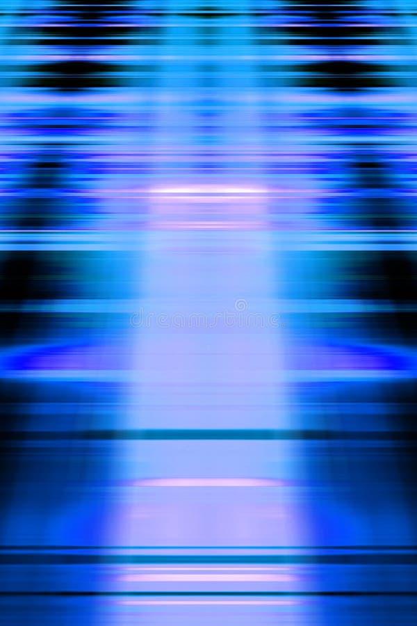 Zusammenlaufende unscharfe Linien Hintergrund lizenzfreie stockfotos