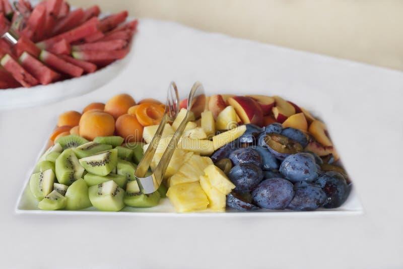 Zusammenstellung von Früchten lizenzfreie stockfotos