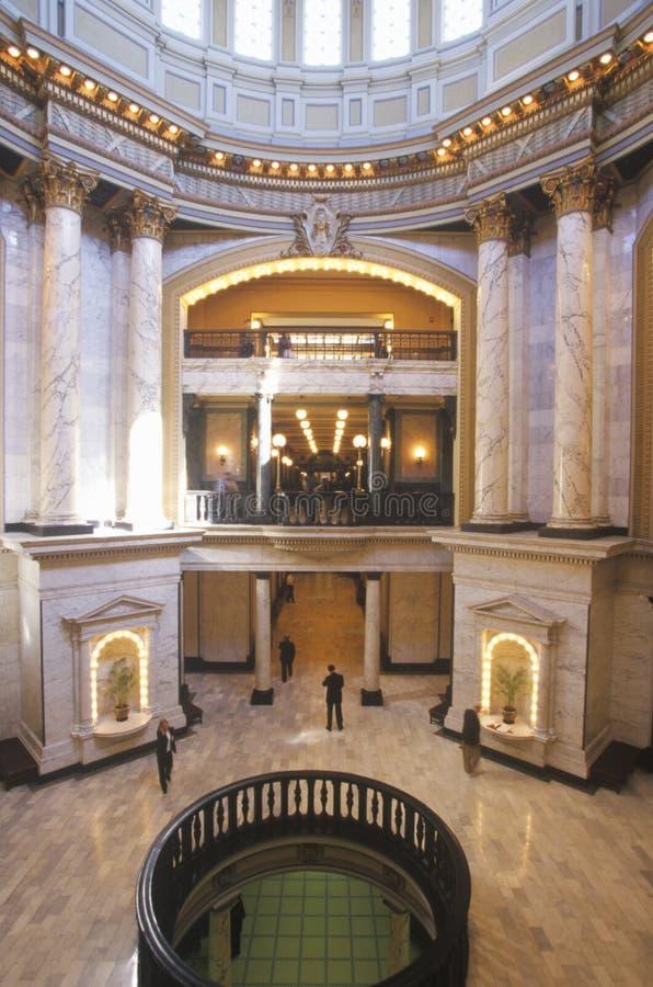 Zustand-Kapitol von Mississippi lizenzfreies stockbild