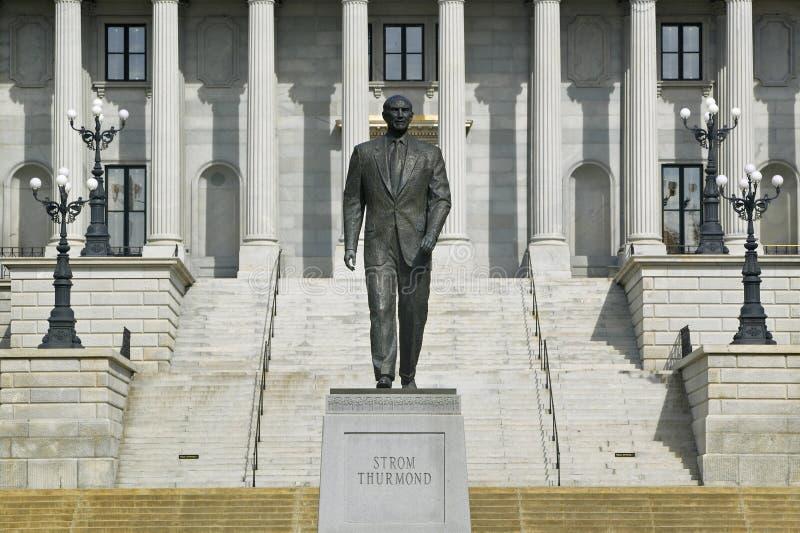Zustand-Kapitol von South Carolina stockbild