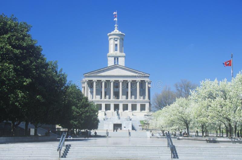 Zustand-Kapitol von Tennessee, stockbilder