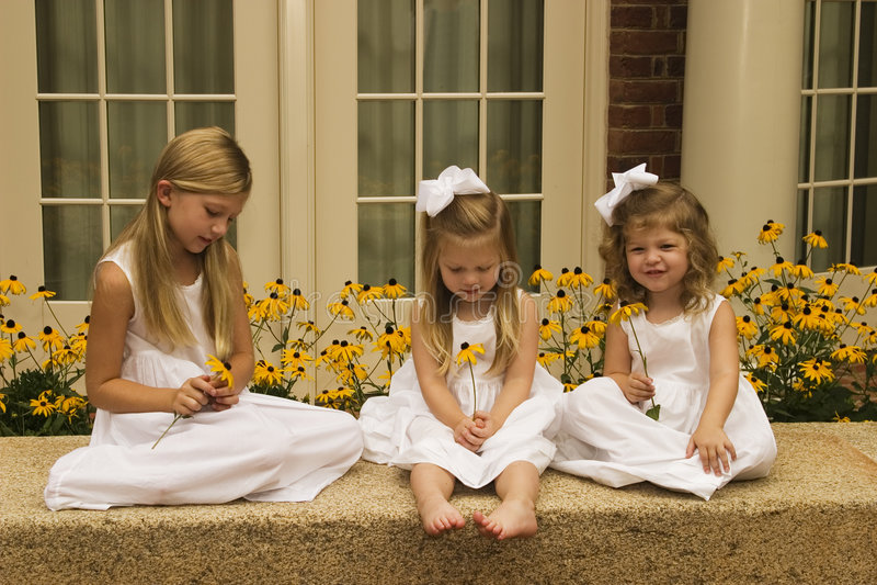 Zusters stock foto's
