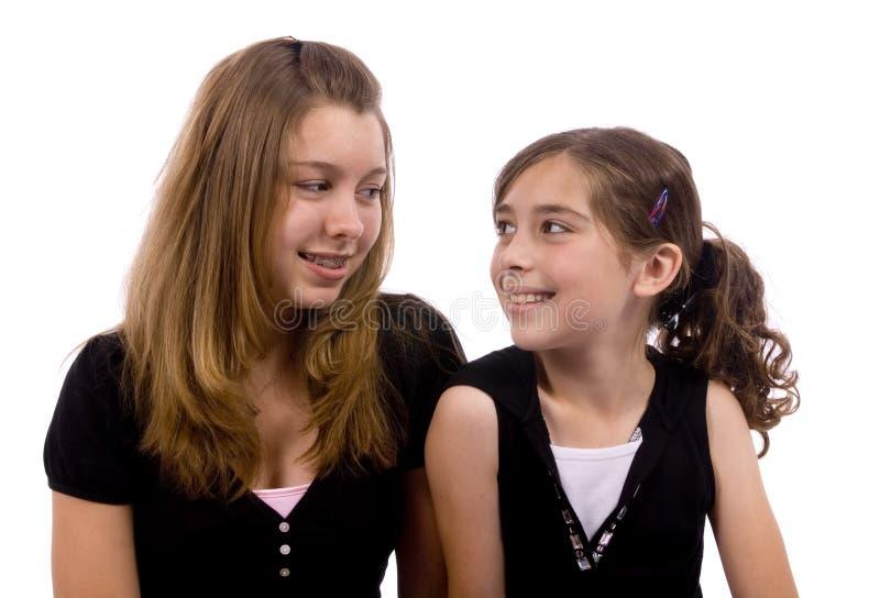 Zusters stock afbeelding