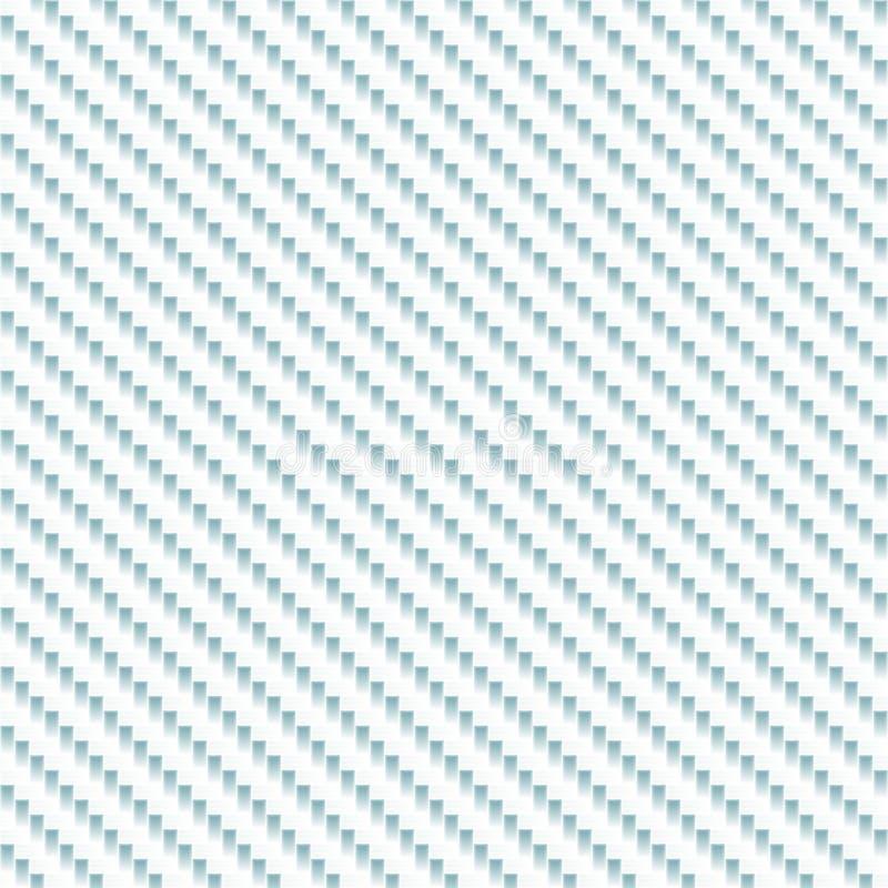 Zutreffende Kohlenstoff-Faser lizenzfreie abbildung