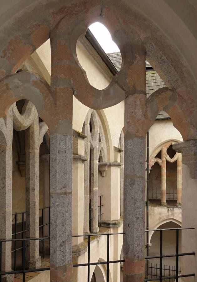 Zvikov-Schloss-Tschechische Republik lizenzfreie stockfotografie