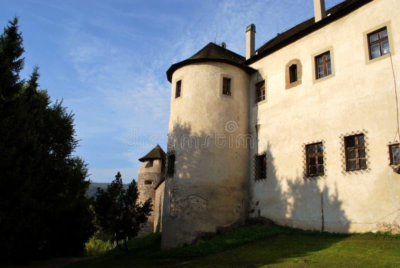 Zvolen, Словакия: Замок Zvolen стоковое фото rf