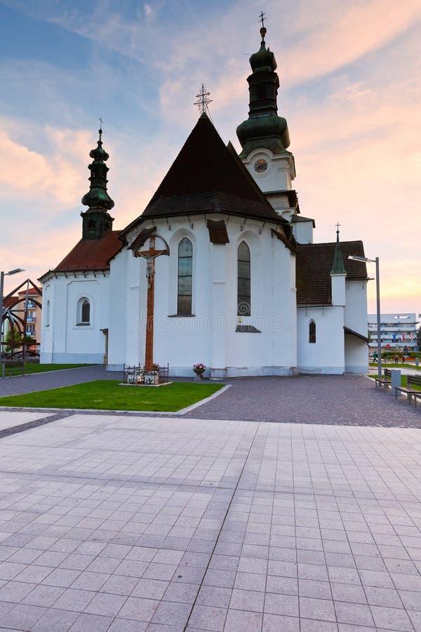 Zvolen, Словакия стоковое изображение