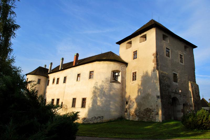 Zvolen, Slovaquie : Le château de Zvolen photo libre de droits