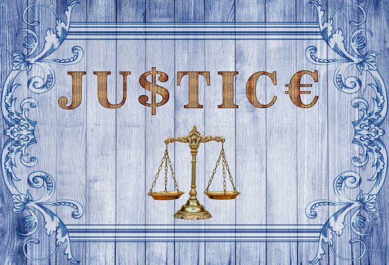 zważyć sprawiedliwości odizolowana white obraz royalty free