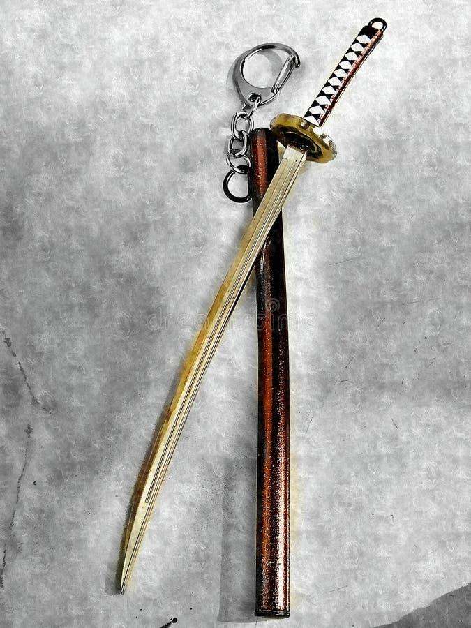 zwaard royalty-vrije stock foto's