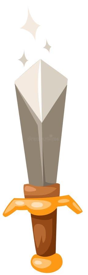 Zwaard vector illustratie