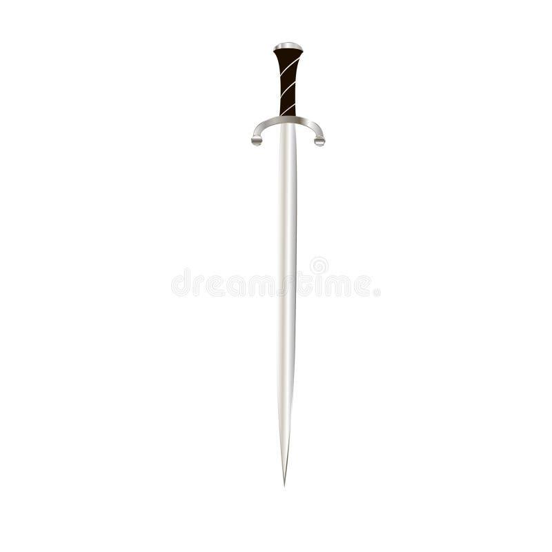 zwaard royalty-vrije stock foto