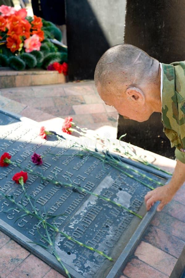 Zwanzig Jahre nach dem Krieg in Afghanistan lizenzfreies stockbild
