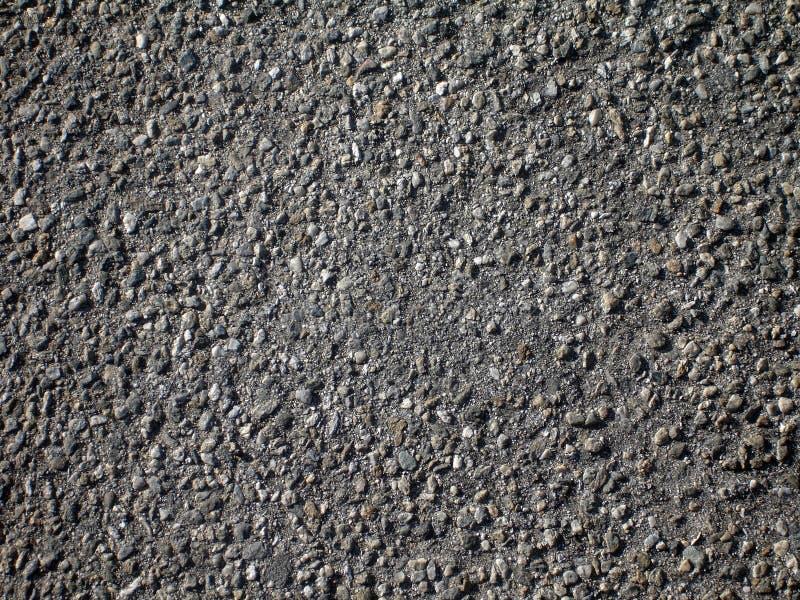 Zwart asfalt royalty-vrije stock afbeelding