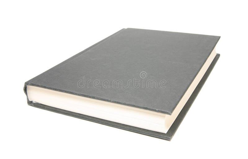Zwart boek stock fotografie