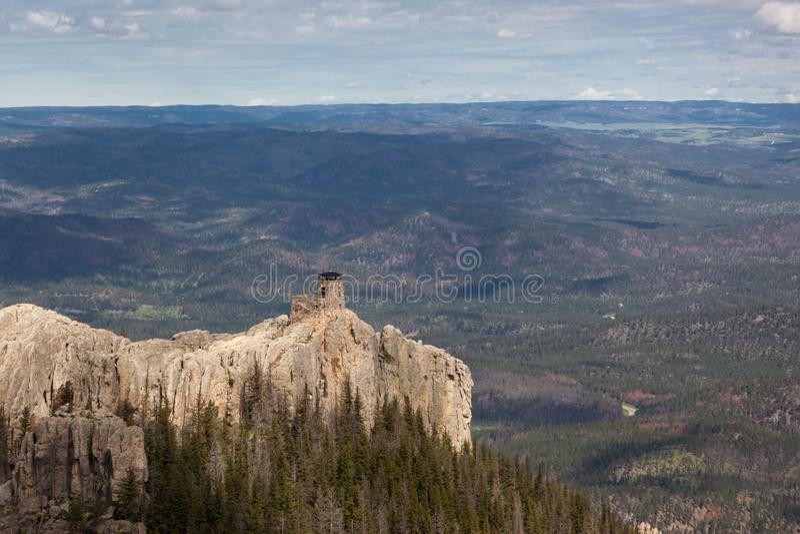 Zwart Elanden Piek Zuid-Dakota royalty-vrije stock fotografie