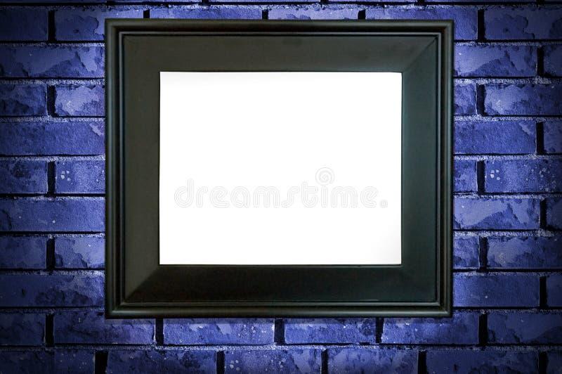 Zwart frame stock fotografie