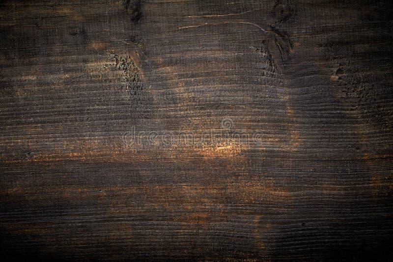 Zwart geschilderd hout stock foto's