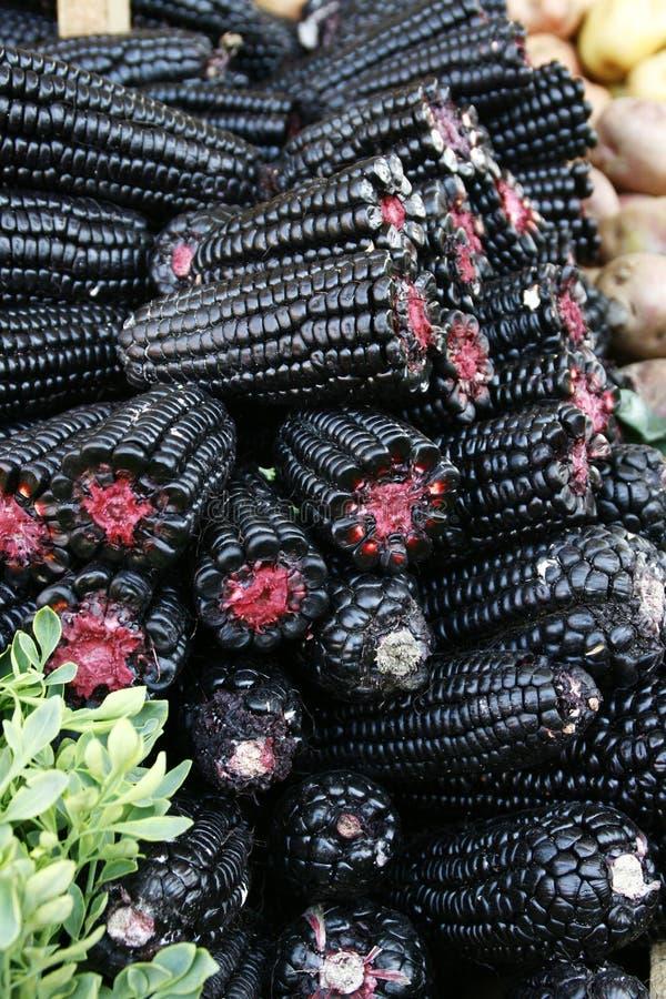 Zwart Graan stock afbeelding