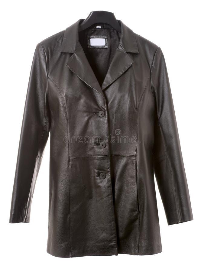 Zwart jasje royalty-vrije stock foto's