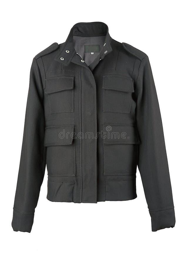Zwart jasje stock afbeeldingen