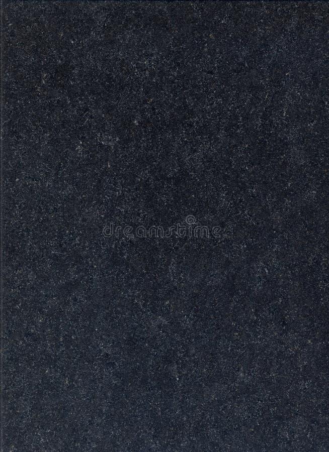Zwart marmer stock foto