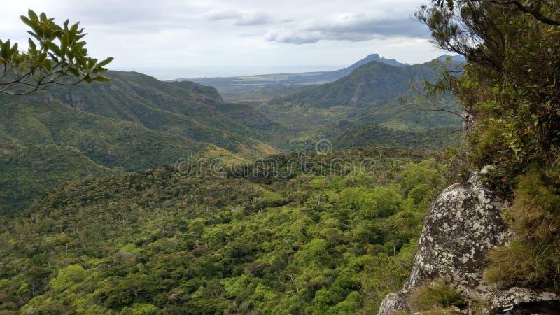 Zwart Rivieren Nationaal Park royalty-vrije stock afbeelding