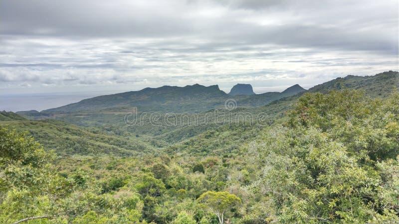 Zwart Rivieren Nationaal Park stock foto's