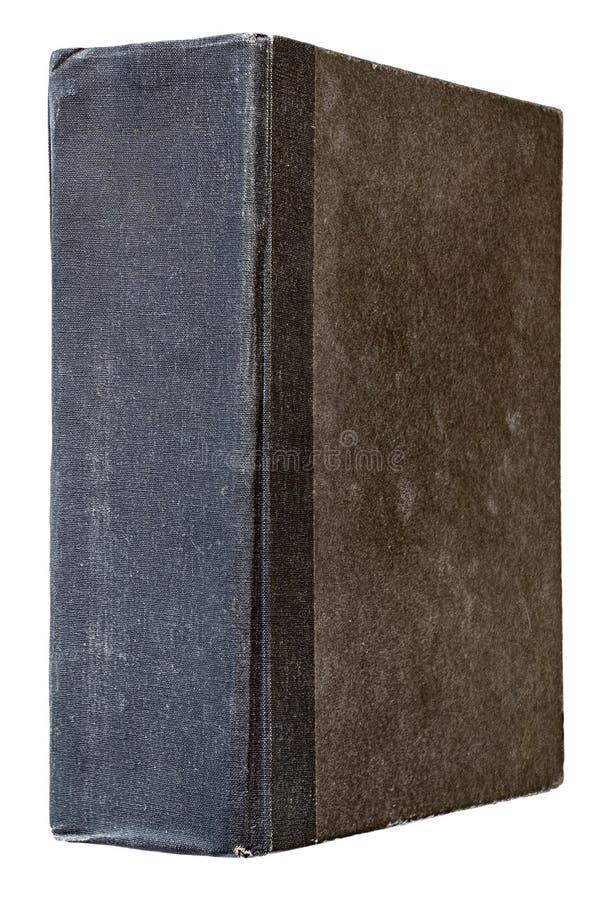 Zwart uitstekend boek royalty-vrije stock fotografie