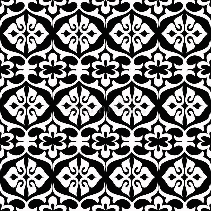 Zwart-wit royalty-vrije illustratie