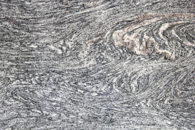 Zwart-wit Marmer met Marmeringsachtergrond royalty-vrije stock afbeelding