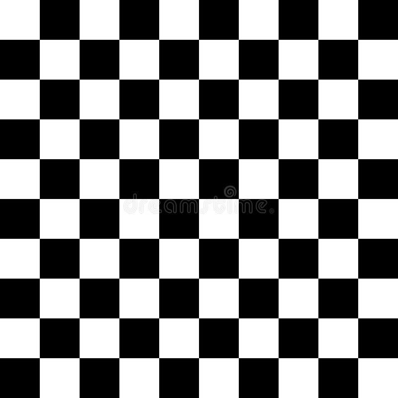 Zwart-wit net stock illustratie
