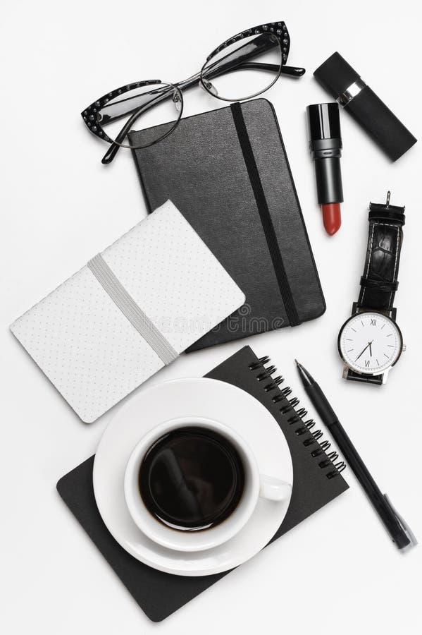 Zwart-wit stilleven stock foto's