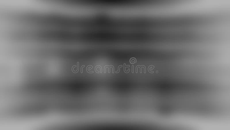 Zwart-wit vaag in de schaduw gesteld behang als achtergrond levendige kleuren vectorillustratie stock illustratie