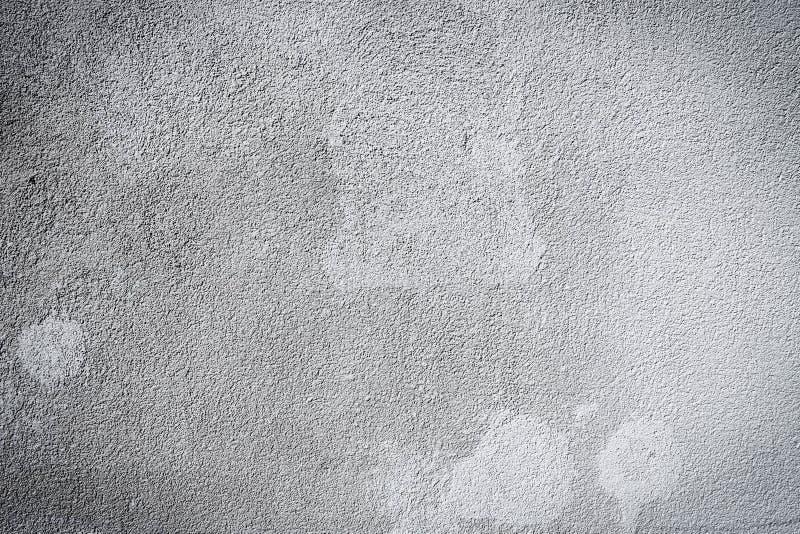 Zwart-wit van de muurtextuur materiaal als achtergrond stock foto