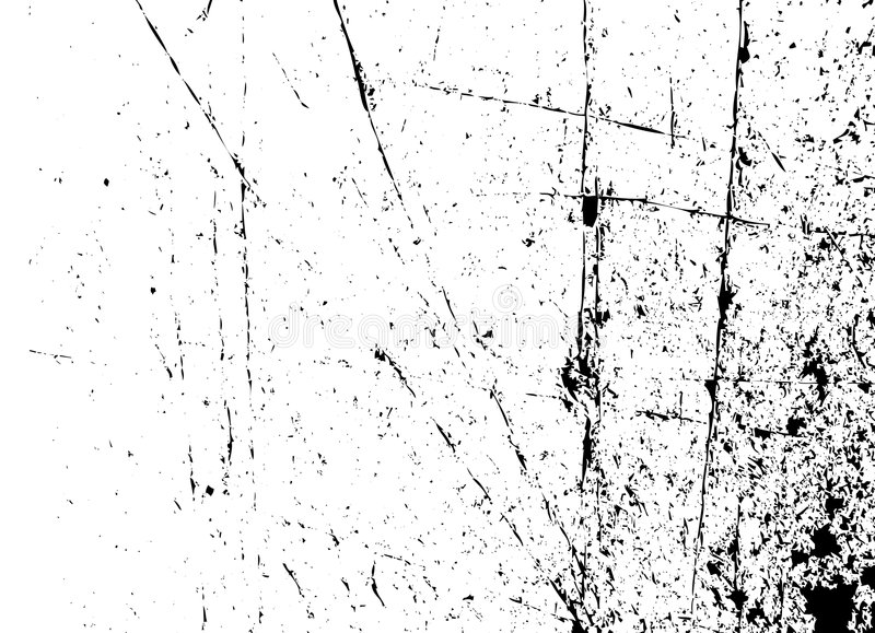 Zwart-witte de achtergrond van Grunge vector illustratie