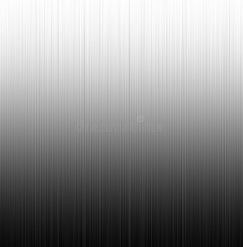 Zwart-witte gestreepte lijnen stock foto