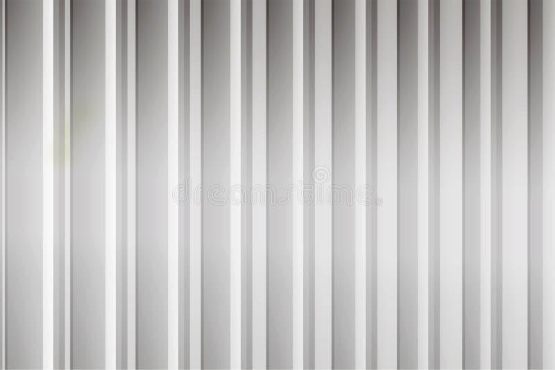 Zwart-witte gestripte achtergrond stock afbeelding