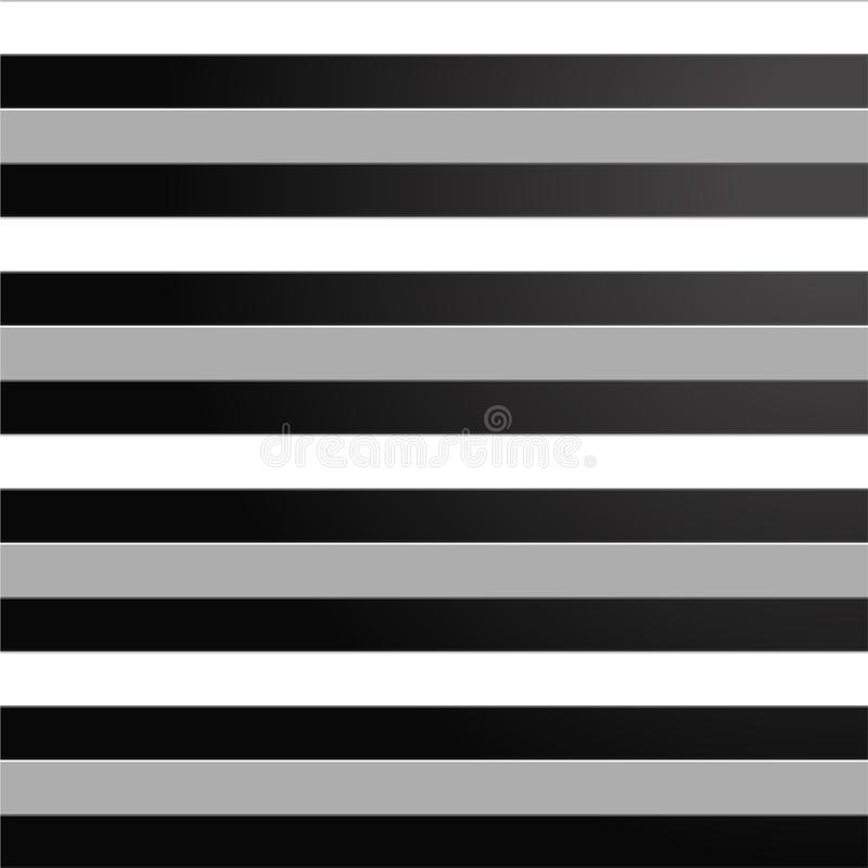 Zwart-witte lijnachtergrond royalty-vrije illustratie