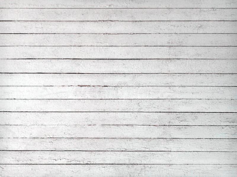 Zwart-witte textuur van houten planken royalty-vrije stock foto