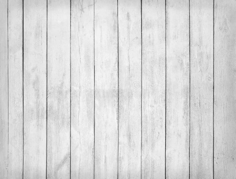 Zwart-witte textuur van houten planken royalty-vrije stock fotografie