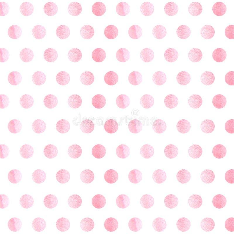 Zwarte Achtergrond met het blauwe patroon van de waterverfstip Retro achtergrond of patroon Retro patroon Toevallig modieus zwart stock fotografie