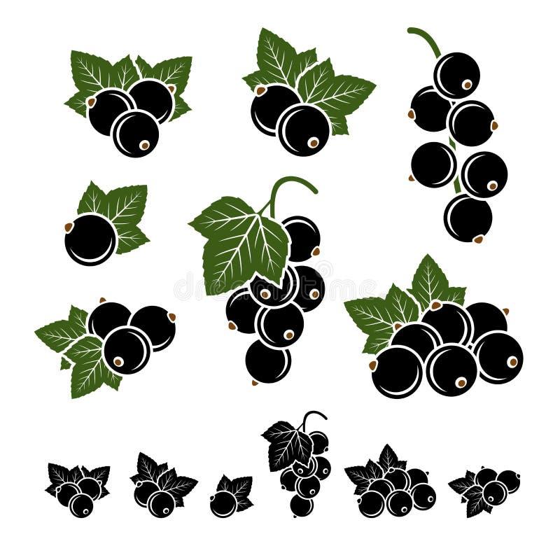 Zwarte besreeks Vector stock illustratie