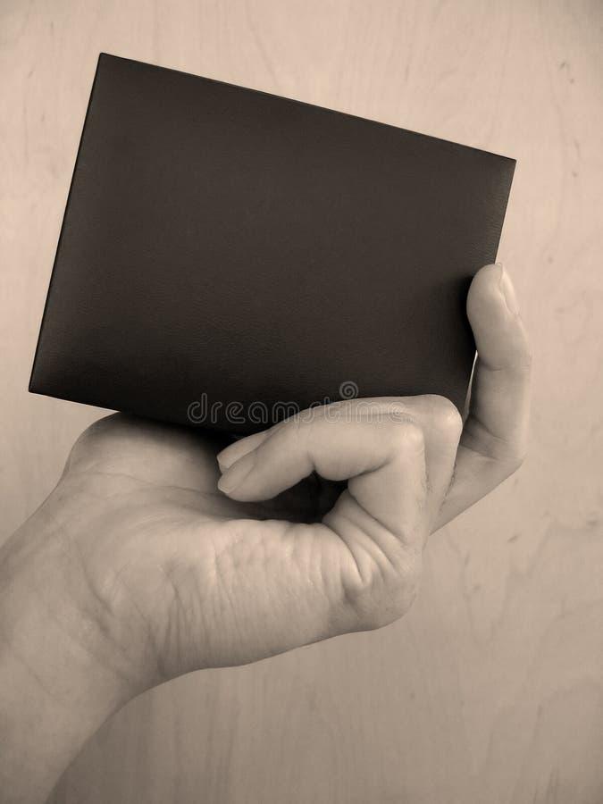 Zwarte Doos Gratis Stock Foto