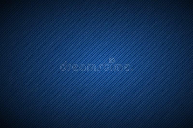 Zwarte en blauwe abstracte achtergrond met diagonale lijnen royalty-vrije stock foto's