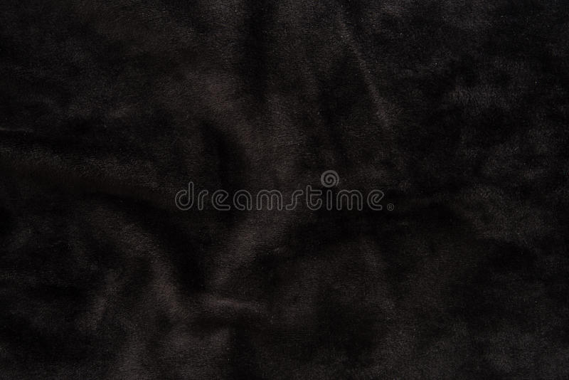 Zwarte fluweeltextuur stock fotografie